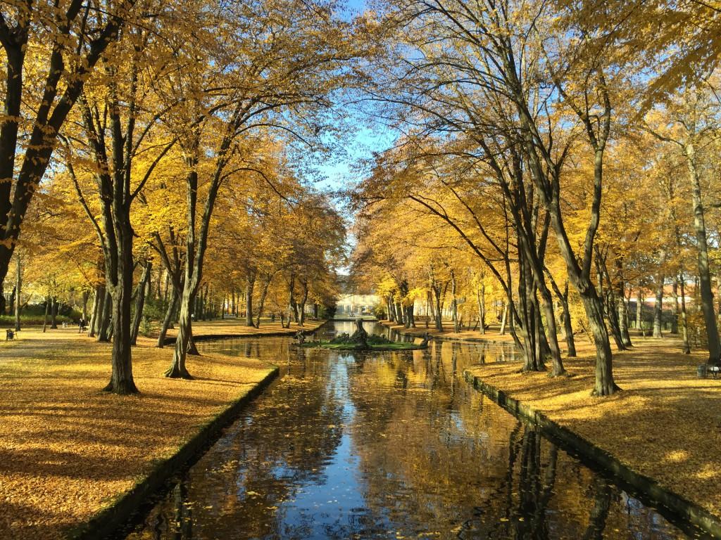 Schlosspark Bayreuth 1